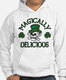 Magically Delicious Skull Hoodie