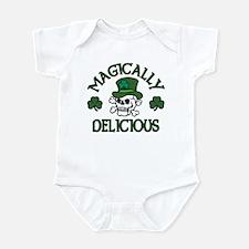 Magically Delicious Skull Infant Bodysuit
