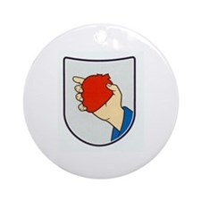 Cool Balearic Ornament (Round)