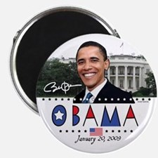 New Obama White House Magnet