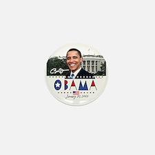 New Obama White House Mini Button