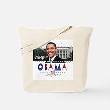 New Obama White House Tote Bag