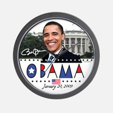 New Obama White House Wall Clock