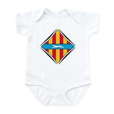 Unique Balearic Infant Bodysuit