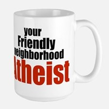 Friendly neighborhood atheist Mug
