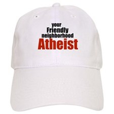 Friendly neighborhood atheist Baseball Cap