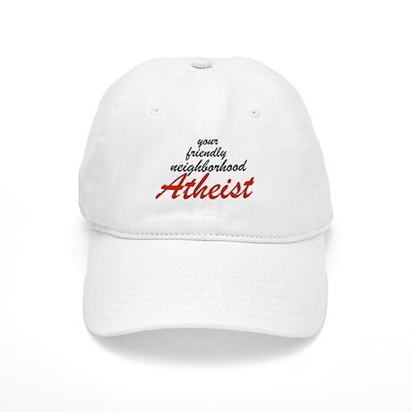 Friendly neighborhood atheist Cap