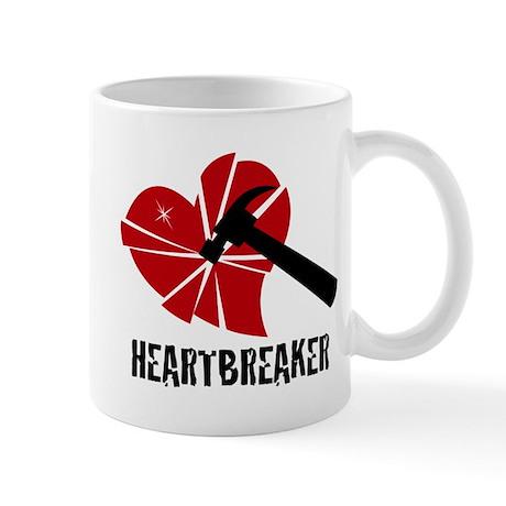 """Heartbreaker"" Mug"