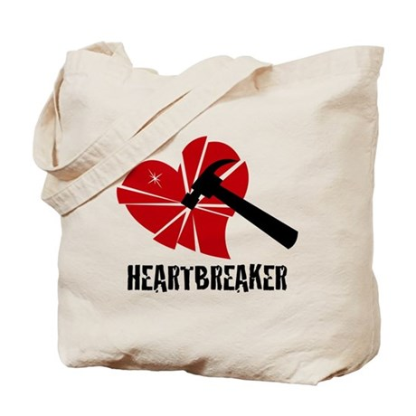 """Heartbreaker"" Tote Bag"