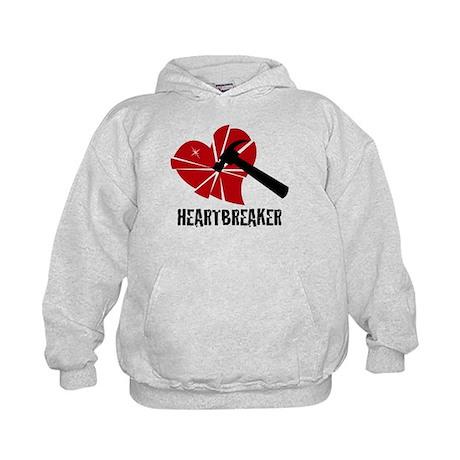 """Heartbreaker"" Kids Hoodie"