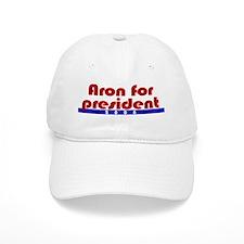 Aron for president. Baseball Cap