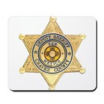 Chavez County Sheriff Mousepad