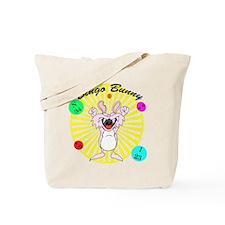 SnuggleBunny Bingo Bunny - 2 Sided Tote Bag