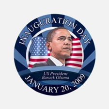 """The Inauguration Day 3.5"""" Button"""