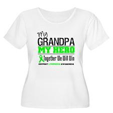 LymphomaHeroGrandpa T-Shirt