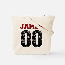 JAMES 00 Tote Bag