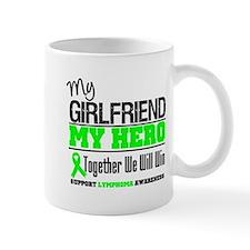 Lymphoma Hero Girlfriend Mug