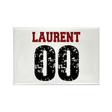 LAURENT 00 Rectangle Magnet
