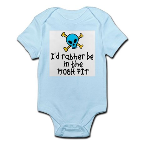 RockBaby Mosh Pit Infant Bodysuit