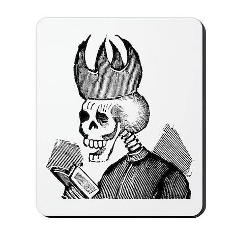 Padre Calavera Mousepad