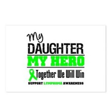 Lymphoma Hero Postcards (Package of 8)