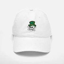 Skull Leprechaun Baseball Baseball Cap