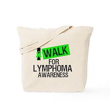 Lymphoma Faith Tote Bag