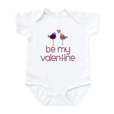 Unique Baby valentine's day Infant Bodysuit