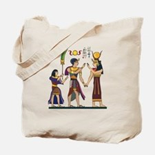Queen Isis & Ramesses Tote Bag