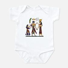 Queen Isis & Ramesses Infant Bodysuit