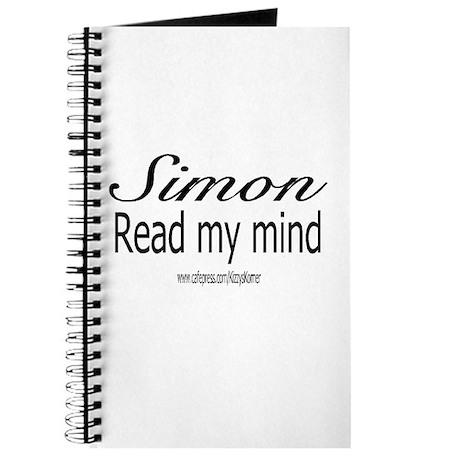 SIMON MENTALIST Journal