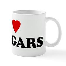 I Love COUGARS Mug