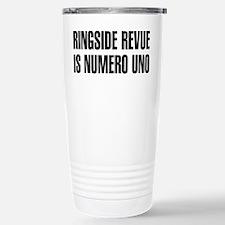 Numero uno Stainless Steel Travel Mug