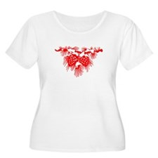 Red Pinecones T-Shirt