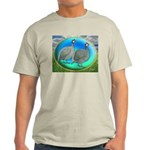 Guineas On Opal Light T-Shirt