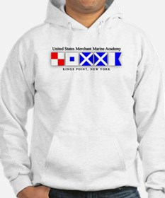 USMMA SIGNAL FLAGS Hoodie