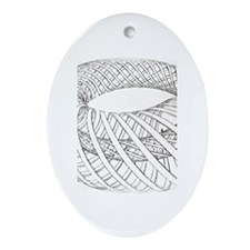 Oval Ornament