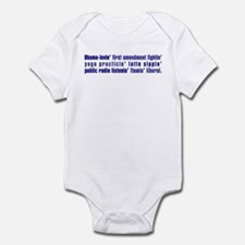 Flaming Liberal - Infant Bodysuit