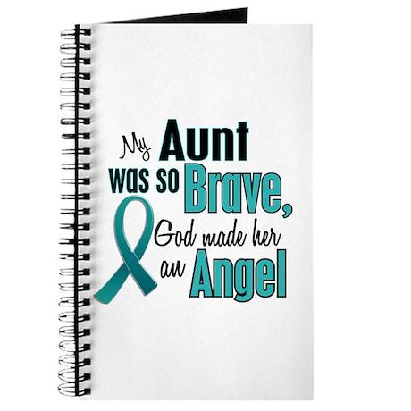 Angel 1 TEAL (Aunt) Journal