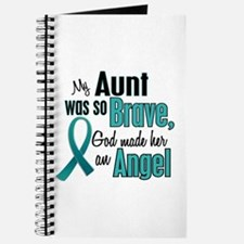 Angel 1 TEAL (Aunt) Journal