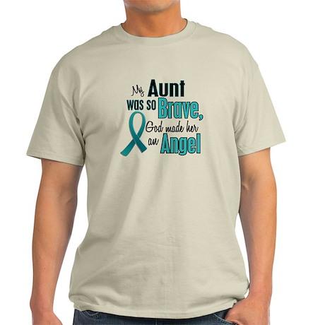Angel 1 TEAL (Aunt) Light T-Shirt