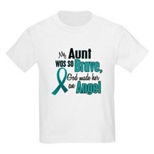 Angel 1 TEAL (Aunt) T-Shirt