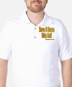 Save A Horse Ride Me T-Shirt