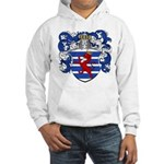 Van Der Hoeven Coat of Arms Hooded Sweatshirt