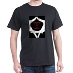 Rastafari Power of the Trinity Dark T-Shirt