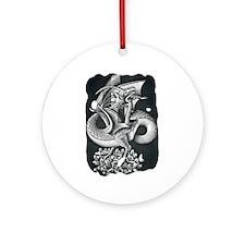 Cute Miro Ornament (Round)