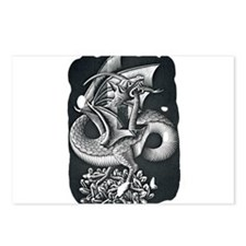 Unique Escher Postcards (Package of 8)
