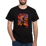 Conscious Rasta Lion Dark T-Shirt