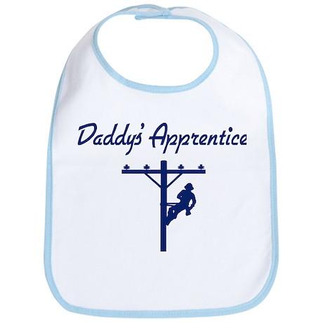 Daddy's Apprentice Bib