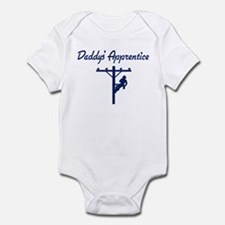 Daddy's Apprentice Infant Bodysuit